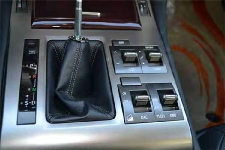 18款中东版雷克萨斯GX460运动顶配港口低价多少钱