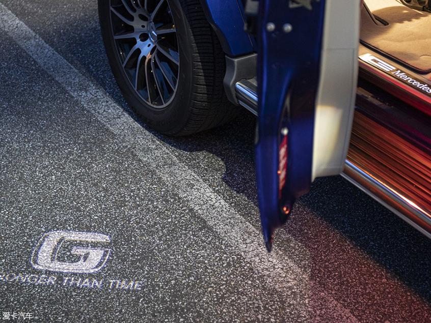 纪念意义十足 奔驰G级特别版官图发布