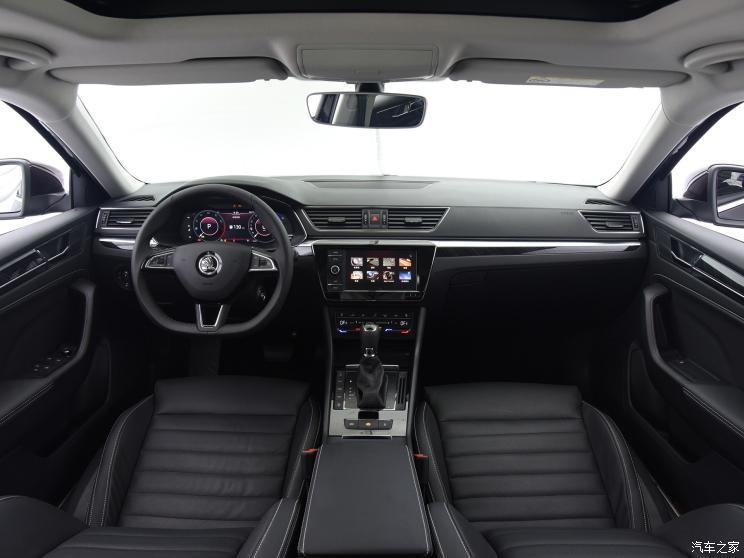 上汽斯柯达 速派 2019款 TSI330 DSG基本型