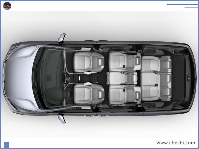 本田新款奥德赛实拍明日开售/换10速变速箱-图5