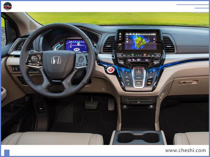 本田新款奥德赛实拍明日开售/换10速变速箱-图4