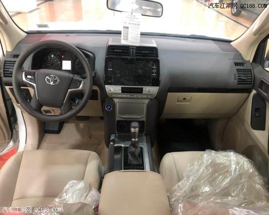 19款进口中东版丰田霸道4000配置功能详解 买车须知