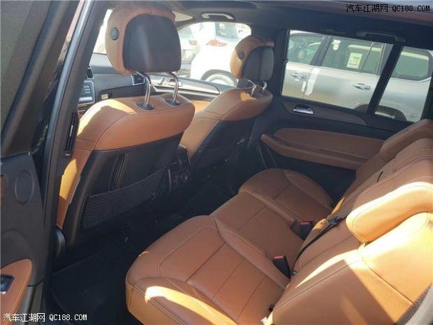 19款奔驰GLS450报价解读配置报价