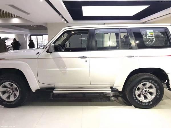 2019款豐田途樂Y61柴油版天津現車手續齊