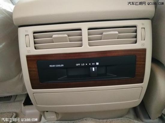 19款 蘭德酷路澤5700VXR頂配版詳解價格