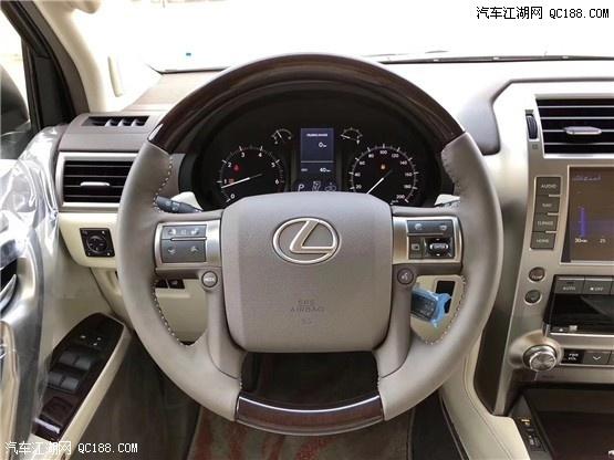 平行進口中東版2020款雷克薩斯GX460店內現車