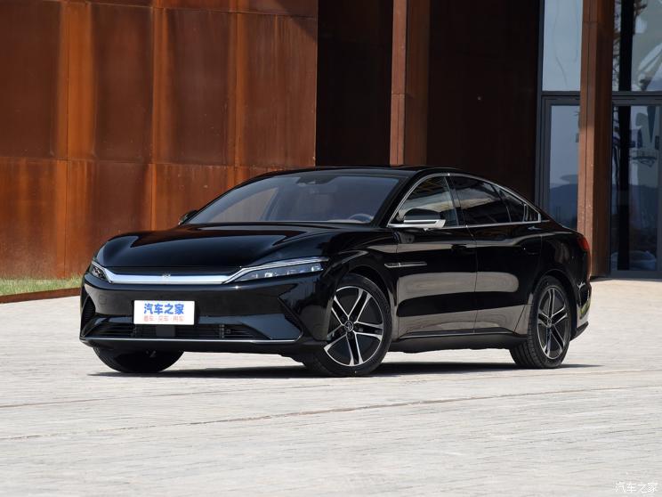 比亚迪 汉 2020款 EV 四驱高性能版旗舰型
