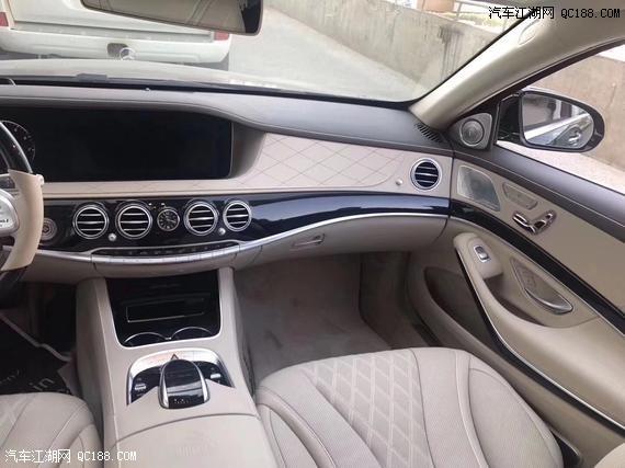奔驰s650价格_2019款加长版奔驰迈巴赫S650价格解析_财经壹号网