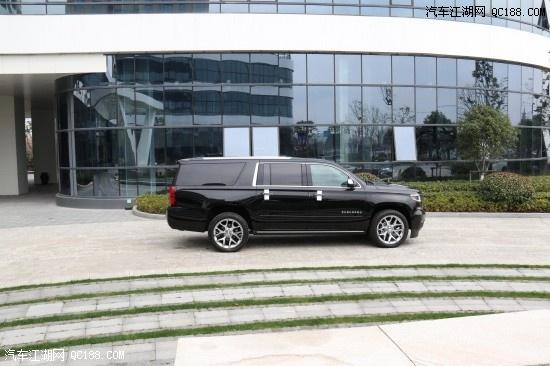 2019款雪佛兰萨博班全尺寸SUV参数解读