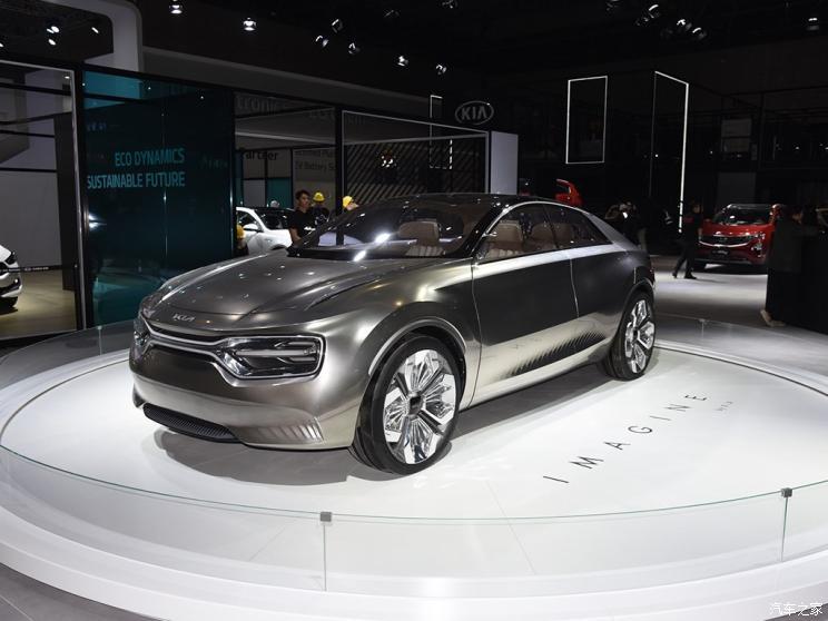 起亚(进口) Imagine By Kia 2019款 Concept